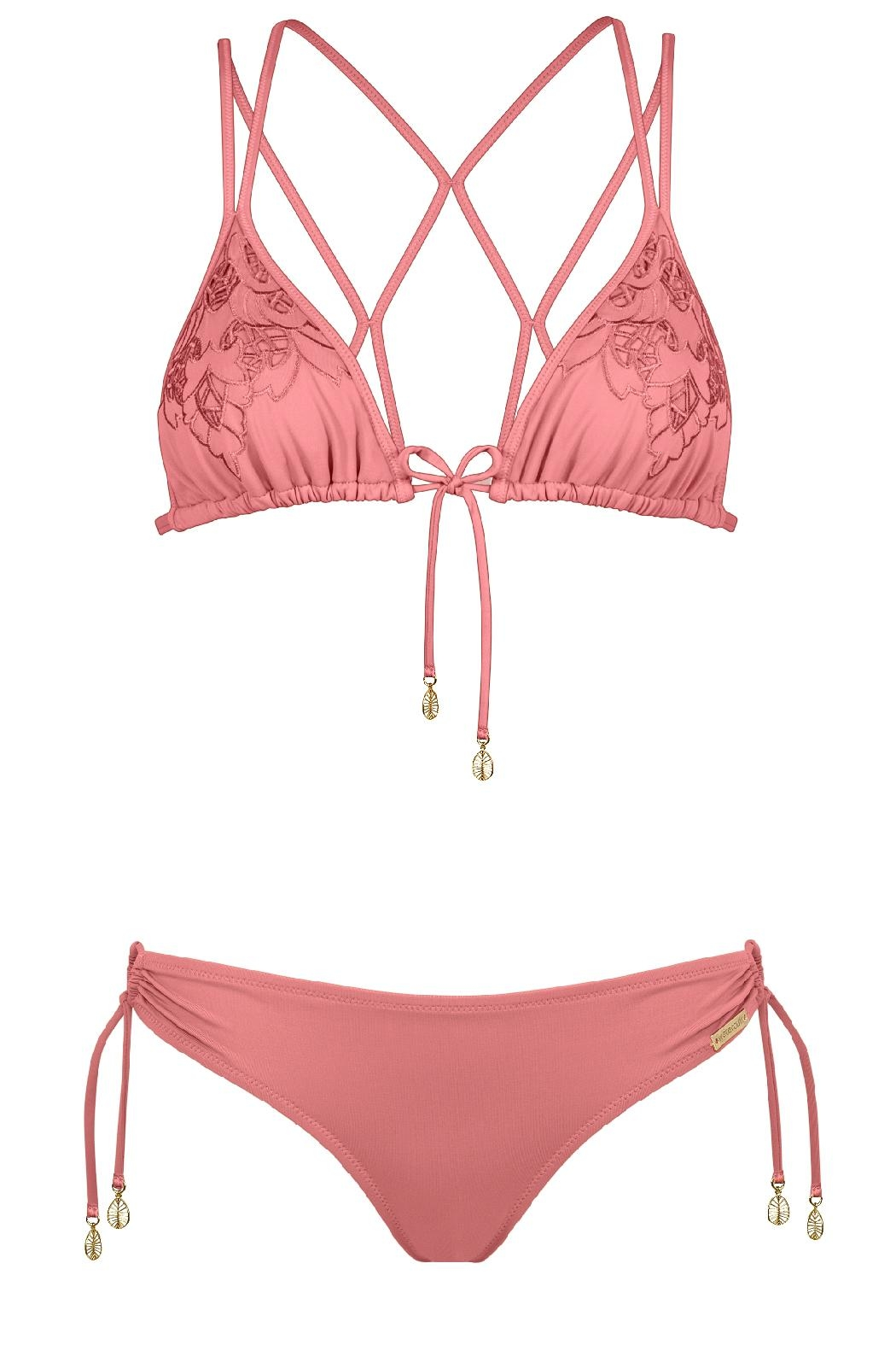 WATERCULT Lingeriewhisper Triangle Top - Side Cropped Image