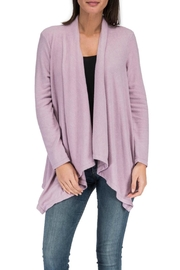 Bobeau Waterfall Cardigan - Product Mini Image