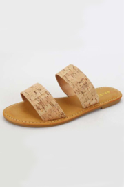 Bamboo Waterfront-50 Flat Sandal - Product Mini Image