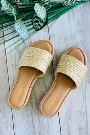 december shoes Waterfront Sandal - Front cropped