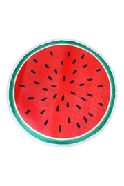 Riah Fashion Watermelon Beach Towel - Product Mini Image