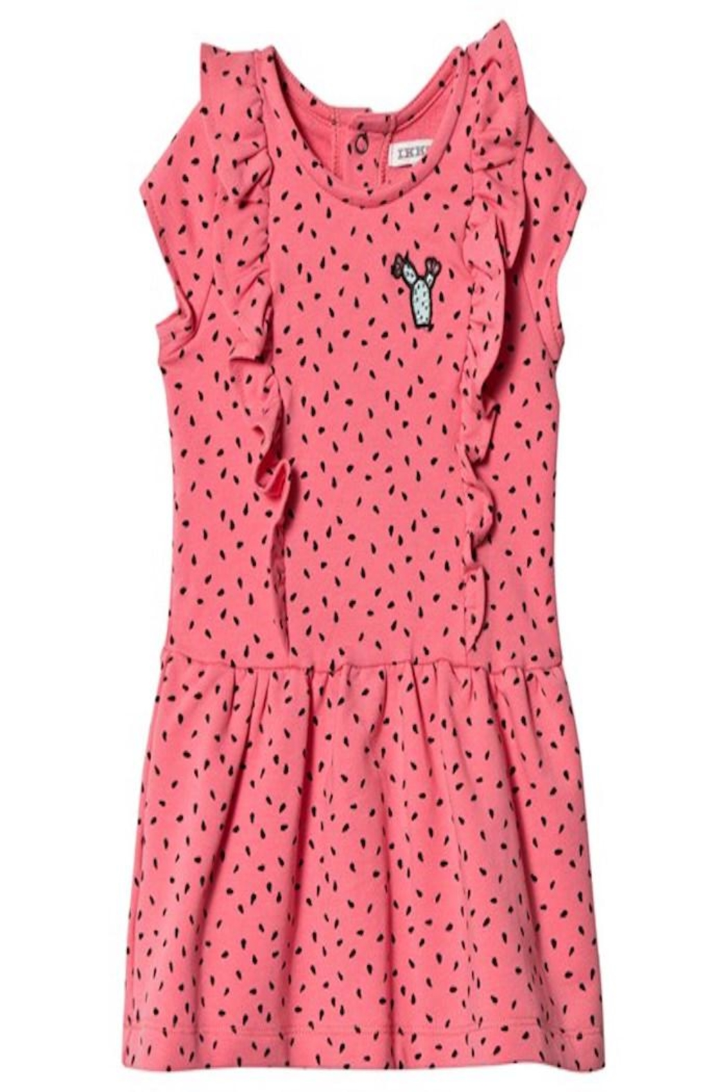 IKKS Watermelon Cactus Dress - Front Cropped Image