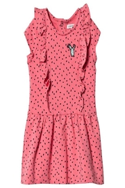 IKKS Watermelon Cactus Dress - Front cropped