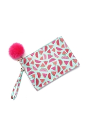 Giftcraft Inc.  Watermelon Print Wristlet - Front cropped