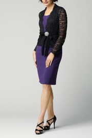 Watters Dress With Jacket - Product Mini Image