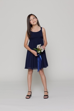 Watters Flower Girl Chiffon Dress - Product List Image