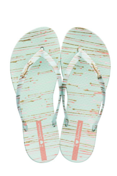 Shoptiques Product: Wave Art flip flops
