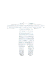 SAMMY & NAT Wave Footie Romper - Front cropped