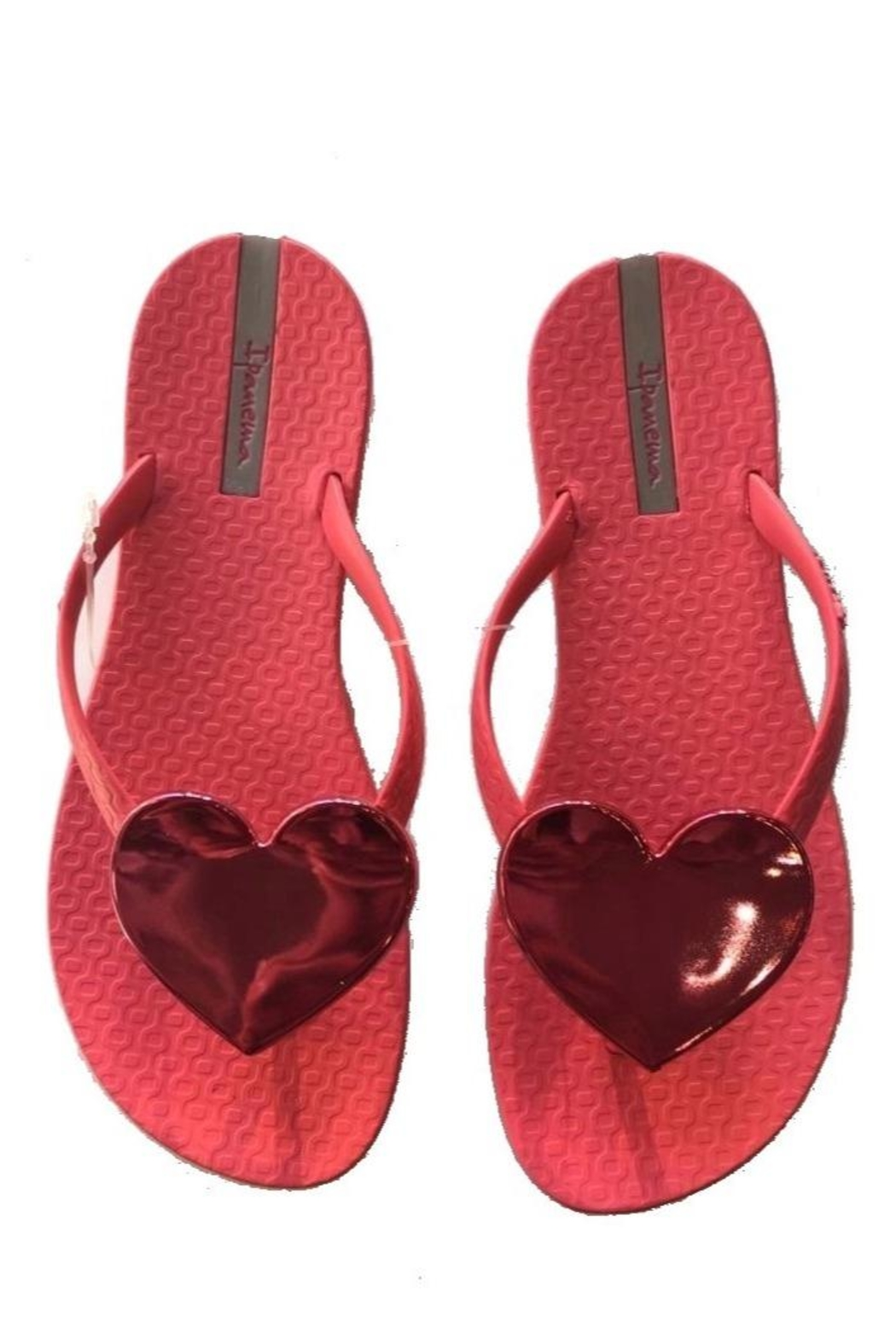 Ipanema Wave-Heart Sandals - Front Cropped Image