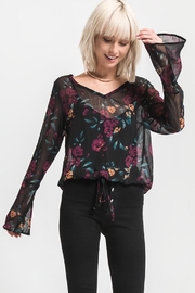 Others Follow  Waverly Krinkle Blouse - Product Mini Image