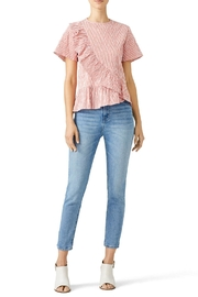 Waverly Grey Tracey Top - Product Mini Image