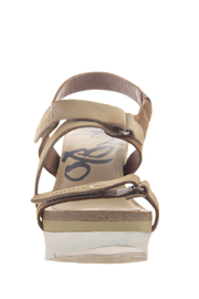 OTBT Wavey Gold Wedge - Other