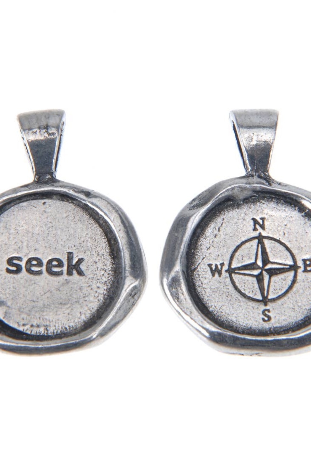 Whitney Howard Designs Wax Seal Necklace - Main Image