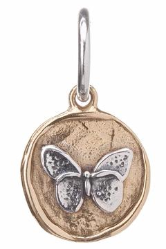 Shoptiques Product: Camp Butterfly Charm