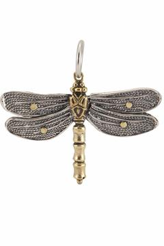 Shoptiques Product: Dragonfly Pendant