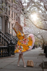 Waxing Poetic Raquel Floral Dress - Product Mini Image