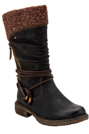 Spring Footwear Way Bad  Boots - Front cropped