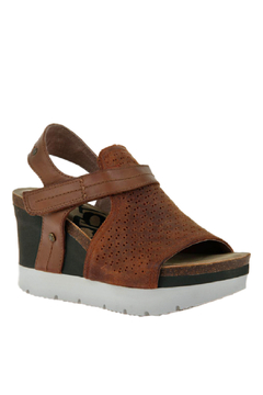 Shoptiques Product: Waypoint New Tan Wedge
