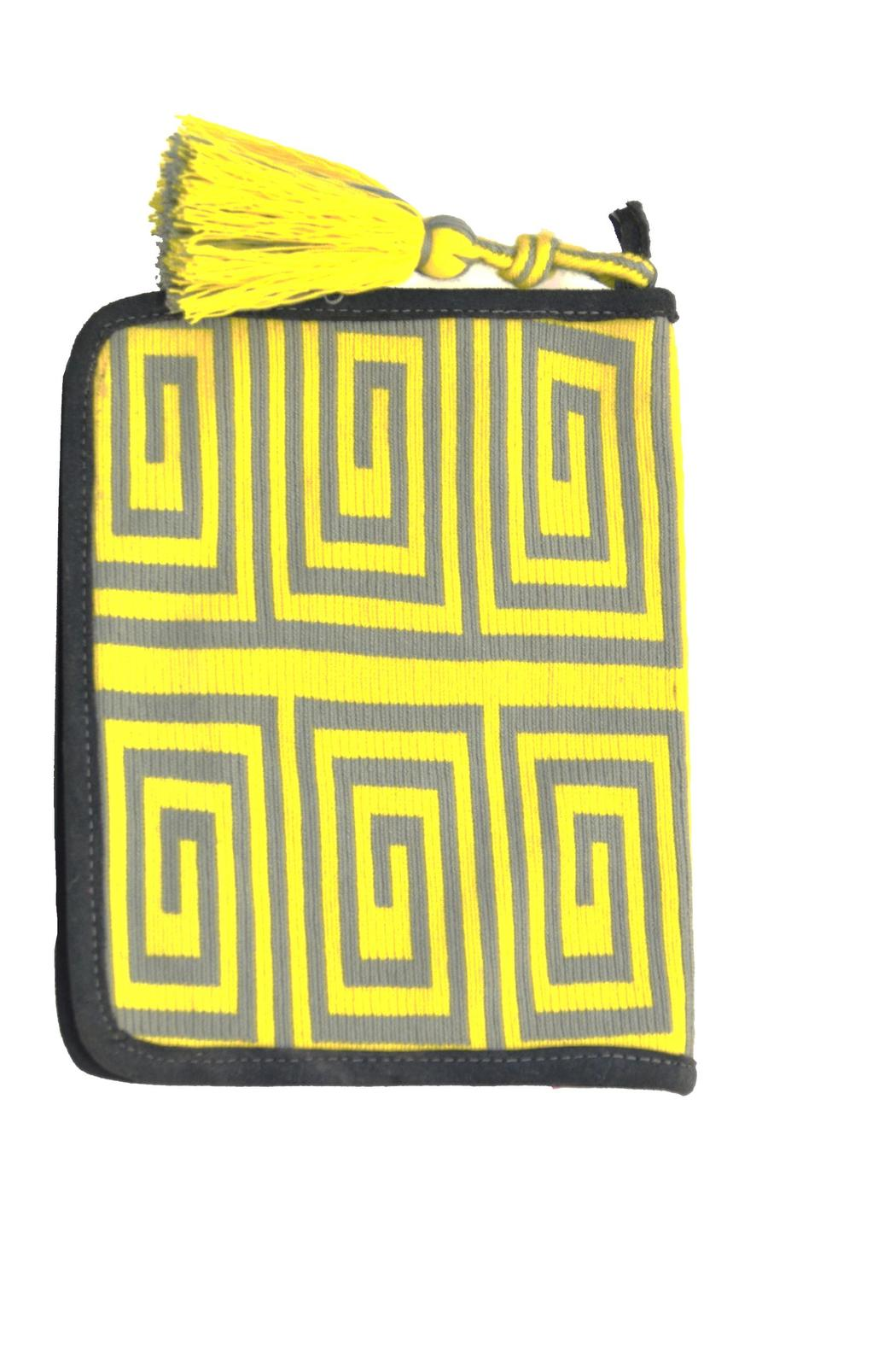 Wayuu Women Project Alet Ipad Cover - Main Image