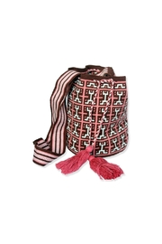 Wayuu Women Project Rose Brown Mochila - Product Mini Image