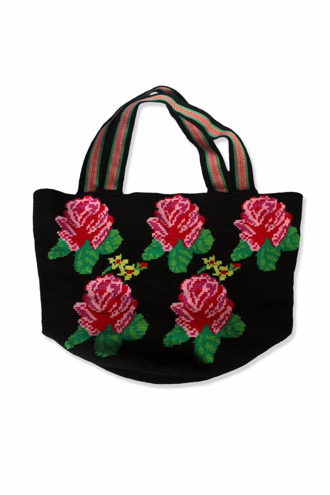 Wayuu Women Project Rose Totebag - Main Image