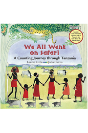 Barefoot Books We All Went on Safari: A Counting Journey through Tanzania - Product Mini Image