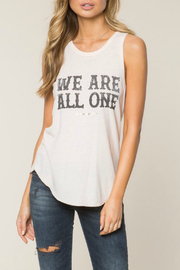 SPIRITUAL GANGSTER We Are All One Studio Tank - Product Mini Image