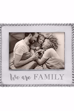 Mariposa We Are Family Frame - Product List Image