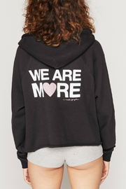Spiritual Gangster  We Are Stella Rocker Hoodie - Front cropped
