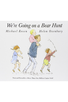 Simon & Schuster We're Going On A Bear Hunt - Product List Image