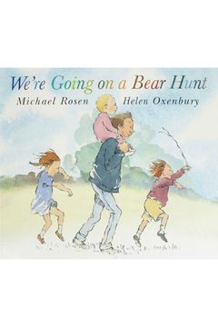 Simon & Schuster We're Going on a Bear Hunt - Alternate List Image