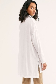 Free People We the Free Bella Vista Thermal White - Product Mini Image