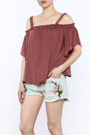 We the Free Off The Shoulder Top - Product Mini Image