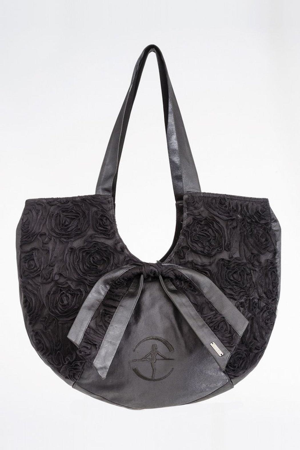Wear Moi Flowered Moon Bag - Main Image