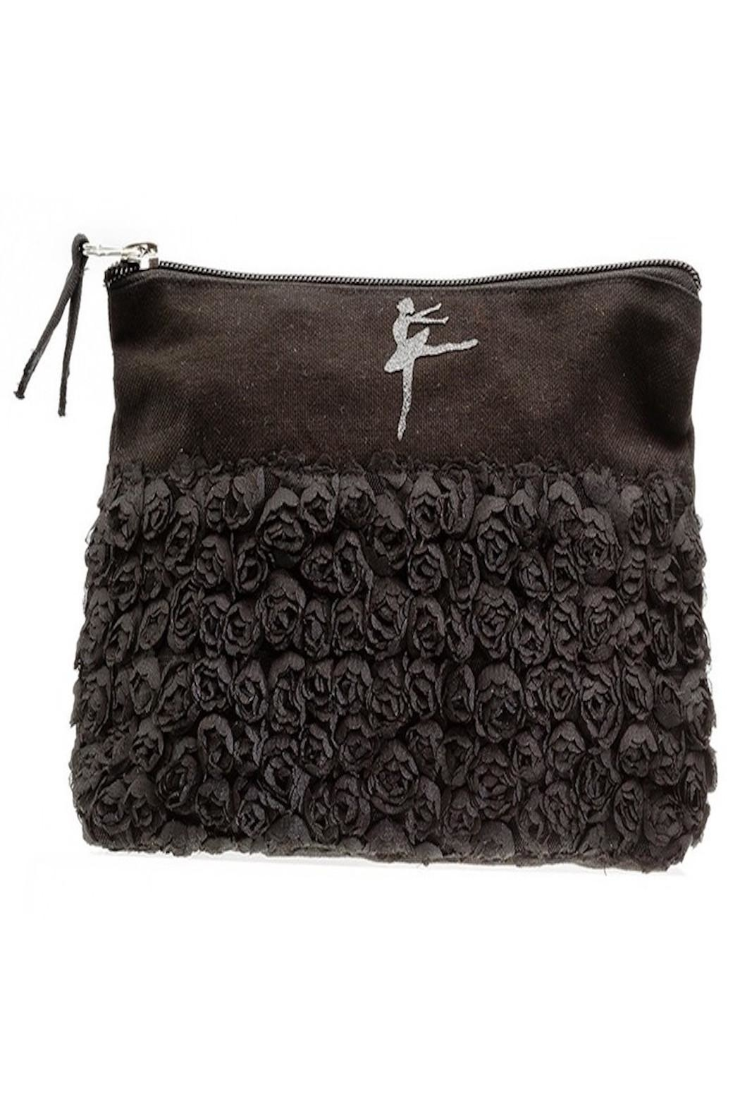 Wear Moi Rosette Tulle Pouch - Front Cropped Image