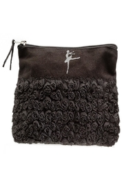 Wear Moi Rosette Tulle Pouch - Front cropped