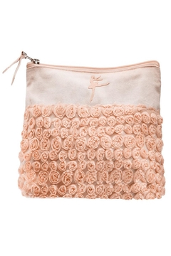 Wear Moi Rosette Tulle Pouch - Alternate List Image