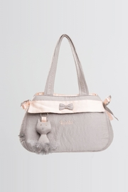 Wear Moi Taffeta Bow Bag - Product Mini Image