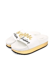 Wear for Love High Slides Friday Sandal - Product Mini Image