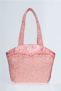 Wear Moi Ruffled Satin Bag - Product List Image