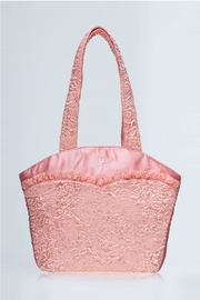 Wear Moi Ruffled Satin Bag - Product Mini Image