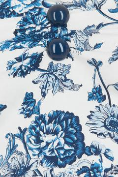 Wears London - Collectif Dolores Floral Top - Alternate List Image