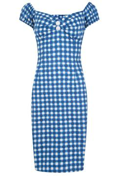 Wears London - Collectif Dolores Pencil Dress - Product List Image