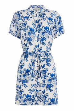 Collectif Frou Print Playsuit - Product List Image