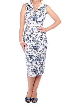 Wears London - Collectif Helen Floral Dress - Product List Image