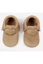 Freshly Picked Weathered Brown Moccasins - Other