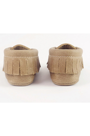 Freshly Picked Weathered Brown Moccasins - Side cropped