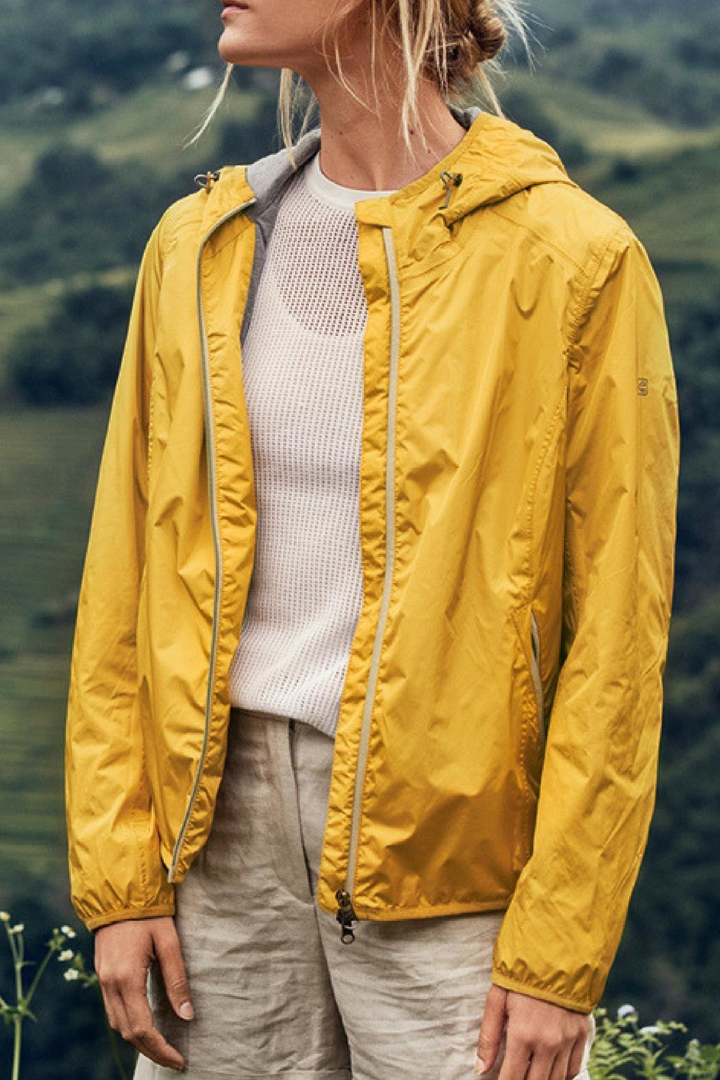 Camel Active Weatherproof Jacket - Side Cropped Image