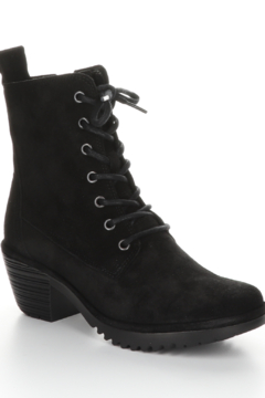 Bos & Co. Webe lace up bootie - Alternate List Image