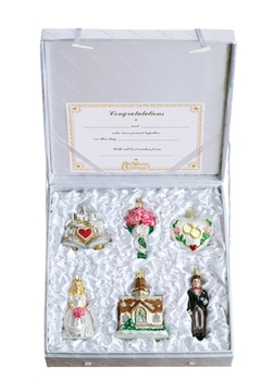 Old World Christmas Wedding Collection - Product List Image